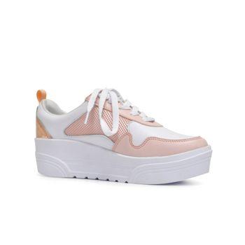 Tenis-de-color-rosado