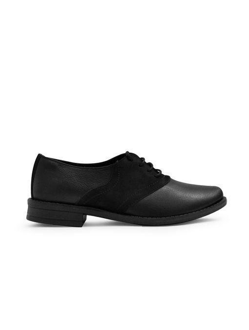 Oxford-de-color-negro