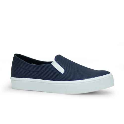 Tenis-de-color-azul-texturado