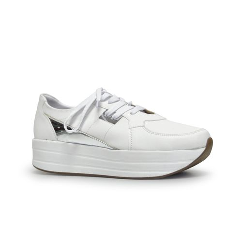 Tenis-de-color-blanco