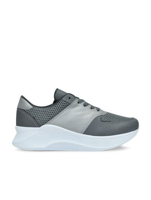 Tenis-de-color-gris