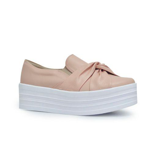 Tenis-plataforma-de-color-rosado