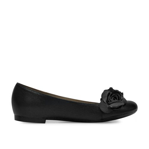 Baleta-plana-de-color-negro