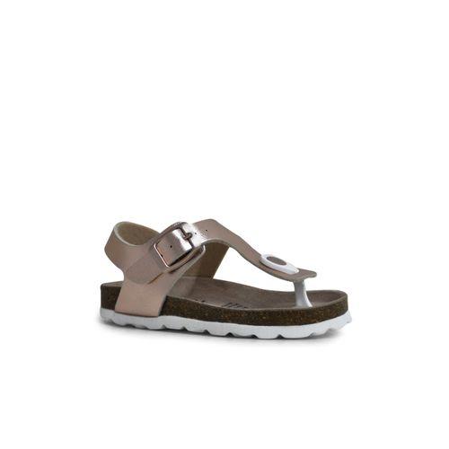 Sandalia-plana-niña-Caramelo