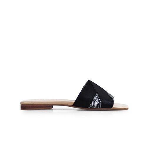 Sandalia-plana-Ros-Negro-talla-35