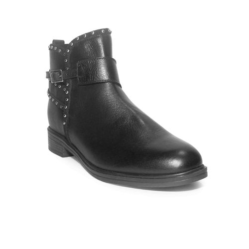 Botin-plano-Nami-Negro-talla-35