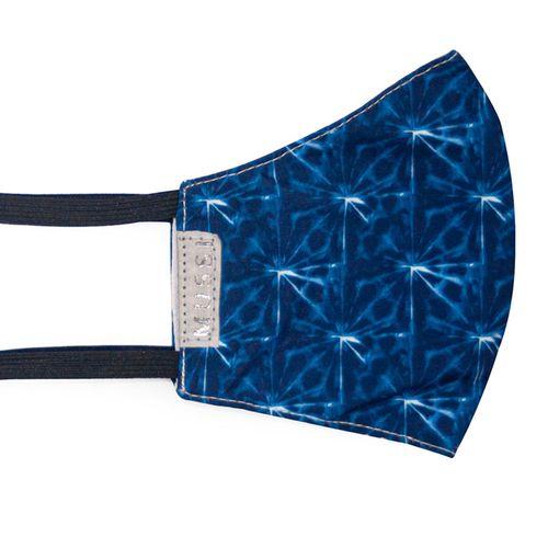 Tapabocas-lujo-mujer-Mussi-Alei-Azul