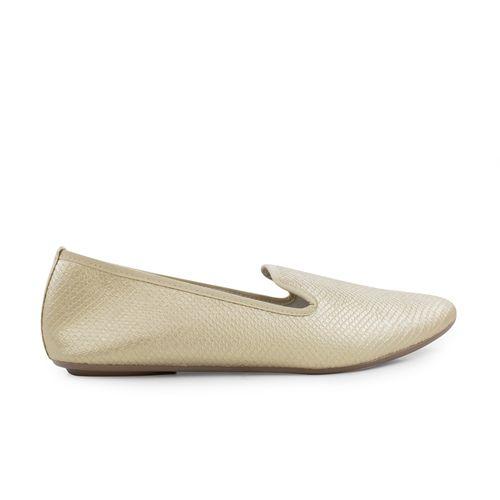 Baleta-plana-de-sintetico-oro