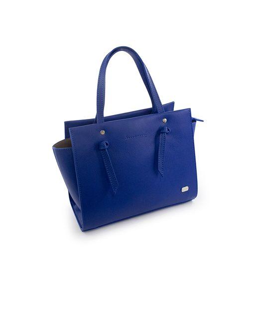 Bolso-Manos-Libre-de-cuero--azul