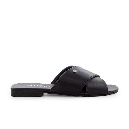 Sandalia-plana-de-sintetico-negro