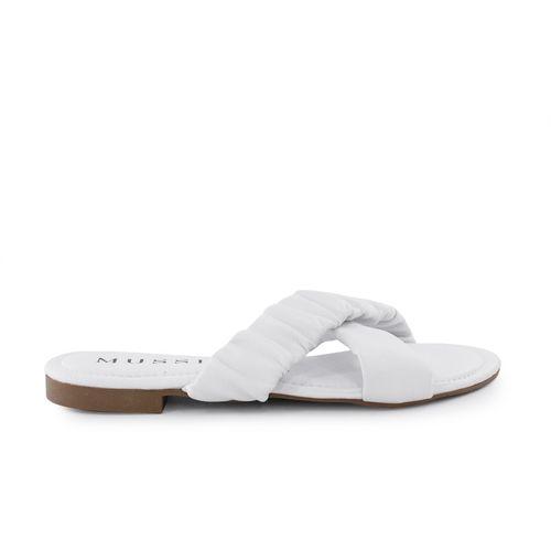 Sandalia-plana-de-sintetico-blanco