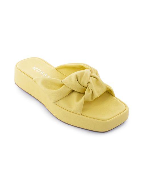 Sandalia-flatform-de-sintetico-amarillo