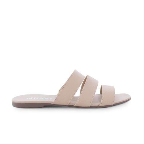 Sandalia-plana-de-sintetico-rosado