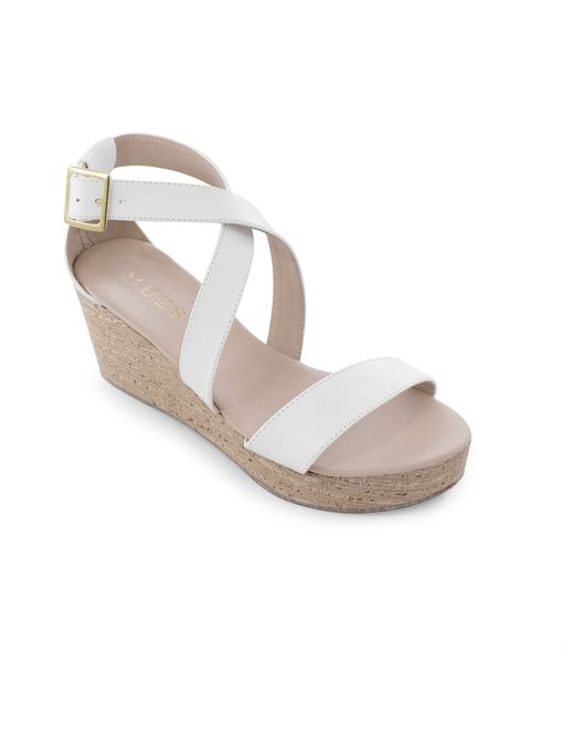 Sandalia-plataforma-de-cuero-blanco